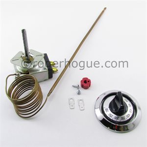 THERMOSTAT 175-550F 30A 60'' CAP.