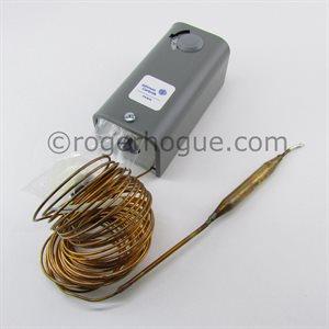 CONTROLE TEMP. SPDT -30-100F 20PI CAP.