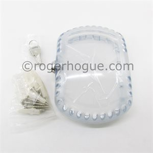 GARDE THERMOSTAT 3'' X 5'' TRANSPARENT