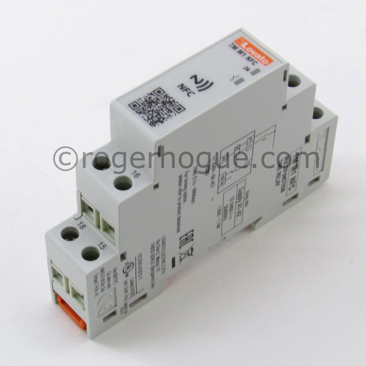 MINUTERIE MULTIFONCTION PROGRAMMABLE 1X SPDT